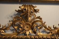 Pair of Rococo Classical Giltwood Mirrors - 1006667