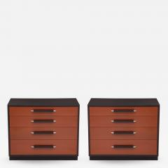 Pair of Saarinen Chests for Johnson Furniture - 1245392