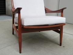 Pair of Scandinavian Modernist Armchairs - 1591903