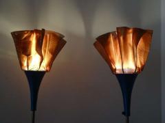 Pair of Sculptural Lamps by Trimble - 607214