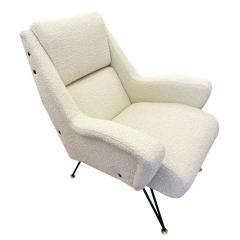 Pair of Sculptural Mid Century Armchairs - 2113597