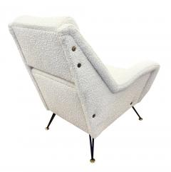 Pair of Sculptural Mid Century Armchairs - 2113600