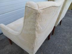 Pair of Slipper Lounge Chairs Mid Century Modern - 1697124