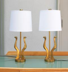 Pair of Small Riccardo Scarpa Table Lamps - 2059173