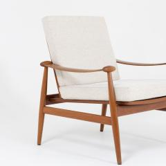 Pair of Spade Armchairs by Finn Juhl - 1944675