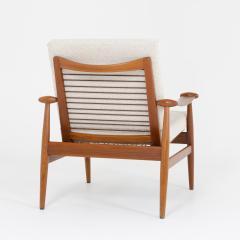 Pair of Spade Armchairs by Finn Juhl - 1944677