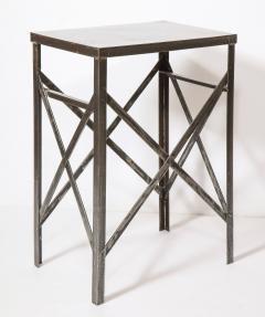 Pair of Steel Tables - 2011481