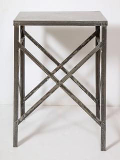 Pair of Steel Tables - 2011484