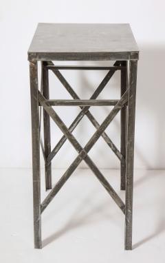 Pair of Steel Tables - 2011485