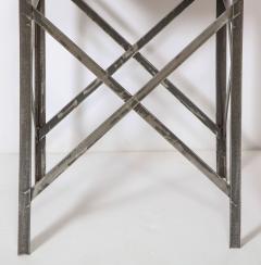 Pair of Steel Tables - 2011486