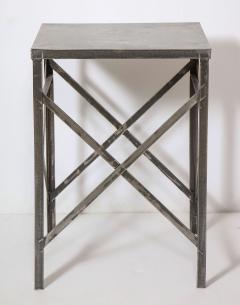 Pair of Steel Tables - 2011487