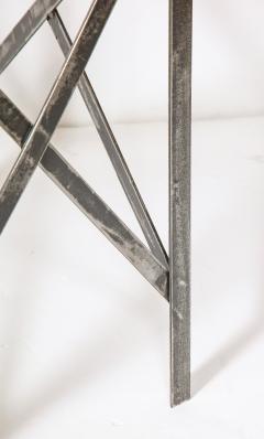 Pair of Steel Tables - 2011488
