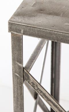 Pair of Steel Tables - 2011489