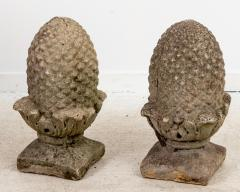 Pair of Stone Finials - 1953884