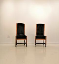 Pair of Swedish Art Deco Chairs Sweden 1930s - 969759