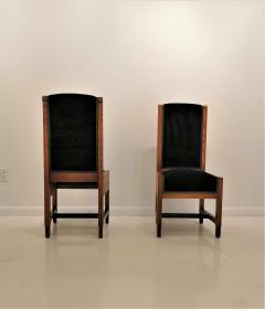 Pair of Swedish Art Deco Chairs Sweden 1930s - 969762