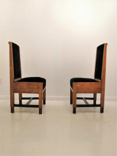 Pair of Swedish Art Deco Chairs Sweden 1930s - 969764