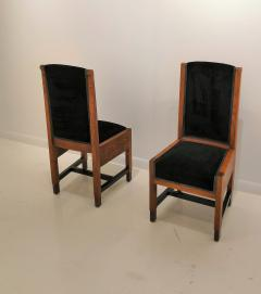 Pair of Swedish Art Deco Chairs Sweden 1930s - 969765