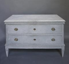 Pair of Swedish Neoclassical Chests of Drawers - 511473