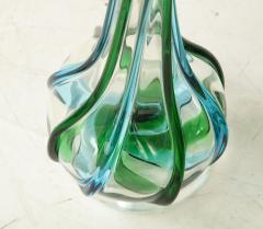 Pair of Swirled Murano Glass lamps  - 1924134