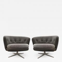 Pair of Swivel Chairs - 1131500