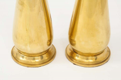 Pair of Tall Brass Lamps - 1933913