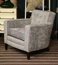 Pair of Tufted Club Chairs - 1192596