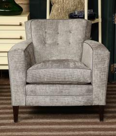 Pair of Tufted Club Chairs - 1192602