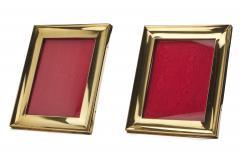 Pair of Vermeil Frames - 1300237
