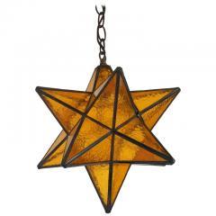 Pair of vintage moravian star pendant lights pair of vintage moravian star pendant lights 704835 aloadofball Choice Image