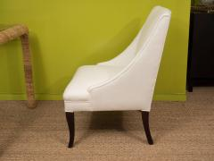 Pair of Vintage Slipper Chairs - 1100032