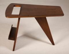 Pair of Wedge Top Magazine Tables by Jens Risom - 774645