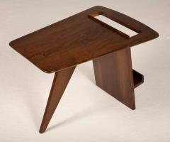 Pair of Wedge Top Magazine Tables by Jens Risom - 774646