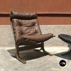 Pair of Westnova armchairs produced by Vestlandske 1970s - 1945576