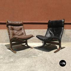 Pair of Westnova armchairs produced by Vestlandske 1970s - 1945578