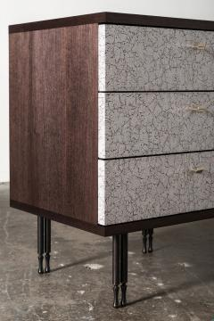 Pair of Wheeler Nightstands Designed Made by Andy Messenger - 1326235