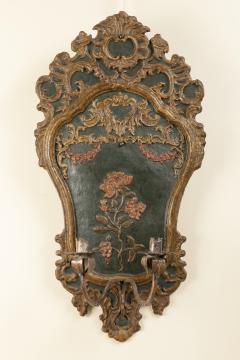 Pair of italian 18th century sconces - 1831396