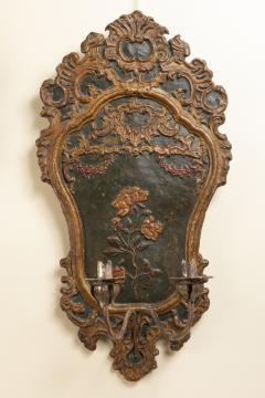 Pair of italian 18th century sconces - 1831398