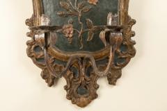 Pair of italian 18th century sconces - 1831400