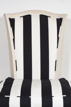 Pair of petite slipper chairs - 1165215