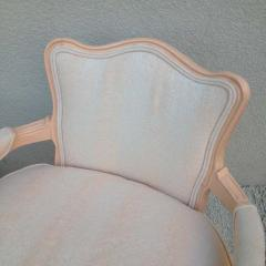 Pair petite Fauteuil Louis XV Chairs - 1823818
