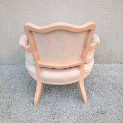 Pair petite Fauteuil Louis XV Chairs - 1823820