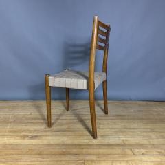 Palle Suenson 1940s Palle Suenson Leather Strap Chair for Holger Knak Jensen - 1341350