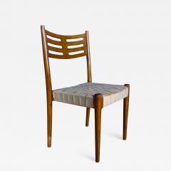 Palle Suenson 1940s Palle Suenson Leather Strap Chair for Holger Knak Jensen - 1342600