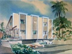 Palm Spring in the Fifties - 237718