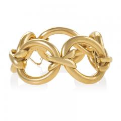 Paloma Picasso Gold Bracelet by Paloma Picasso for Tiffany Co  - 1229730