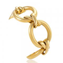 Paloma Picasso Gold Bracelet by Paloma Picasso for Tiffany Co  - 1229731