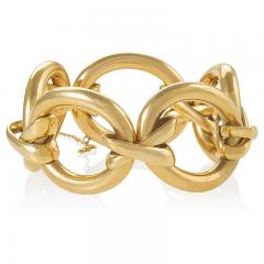 Paloma Picasso Gold Bracelet by Paloma Picasso for Tiffany Co  - 1229732