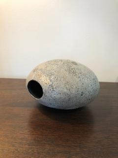 Pamela Sunday Hand Built stoneware orb by Pamela Sunday - 1105231