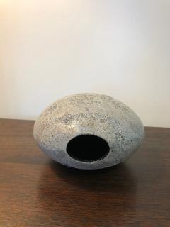 Pamela Sunday Hand Built stoneware orb by Pamela Sunday - 1105232